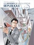 Les mystères de la Quatrième République, Opération Résurrection, Philippe Richelle, Alfo Buscaglia, Glénat, Histoire, Décolonisation, Algérie française