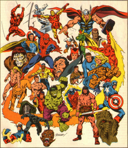 john buscema,florentino flóres,urban comics,biographie,marvel comics,super heros