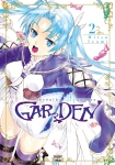 7th Garden, Mitsu Izumi, Delcourt, Tonkam, shônen, dark fantasy