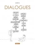 Dialogues, Karibou, Delcourt, humour