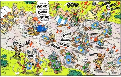 asterix et la transitalique,éditions albert rené,jean-yves ferri,didier conrad,rené goscinny,albert uderzo,gaulois,romains,jules césar