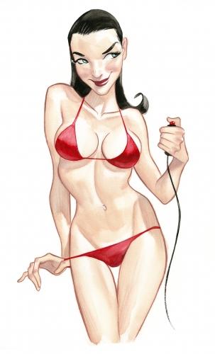 pin up,fernando vicente,girls,erotic art