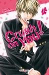 Crush on you, Chihiro Kawakami, Soleil, Shôjô, jeunesse, romance