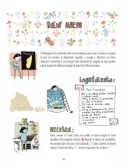 Les recettes inavouables illustrées, Seymourina Cruse, Anne-Sophie Constancien, Delcourt, Tapas, cuisine