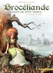 Brocéliande, le chpateau de Comper, Betbeder, Frichet, Soleil, Celtic, Histoire, légende, mythologie, fantastique
