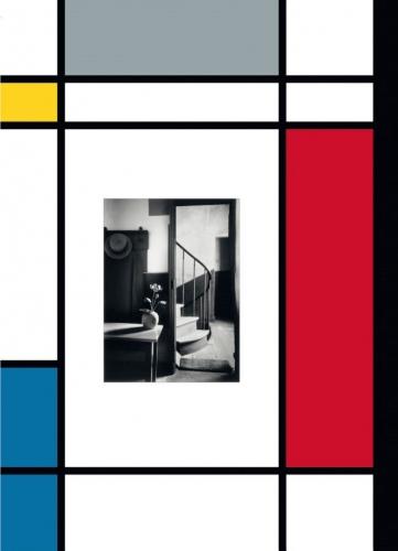 la fleur dans l'atelier de mondrian,peyraud,lapone,glénat,treize étrange,15 novembre 2017,biographie romancée