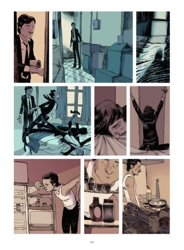 Art moderne, Musée Georges Pompidou, Beaubourg, Sagar, Aurélie Herrou, Glénat, Syndrome de Stendhal