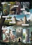 Brocéliande, le château de Comper, Betbeder, Frichet, Soleil, Celtic, Histoire, légende, mythologie, fantastique