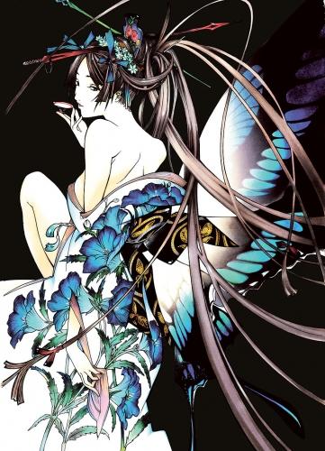 pin up,japanese girls,tenjho tenge,manga,ito oogure