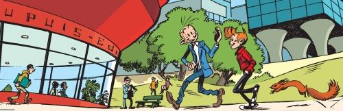 Les folles aventures de Spirou, Dupuis, Yoann, Vehlmann, Hors-Série