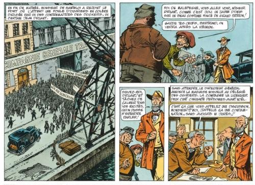 Il s'appelait Ptirou, Dupuis, Laurent Verron, Yves Sente, Aventures, paquebot, 1929, origines de Spirou