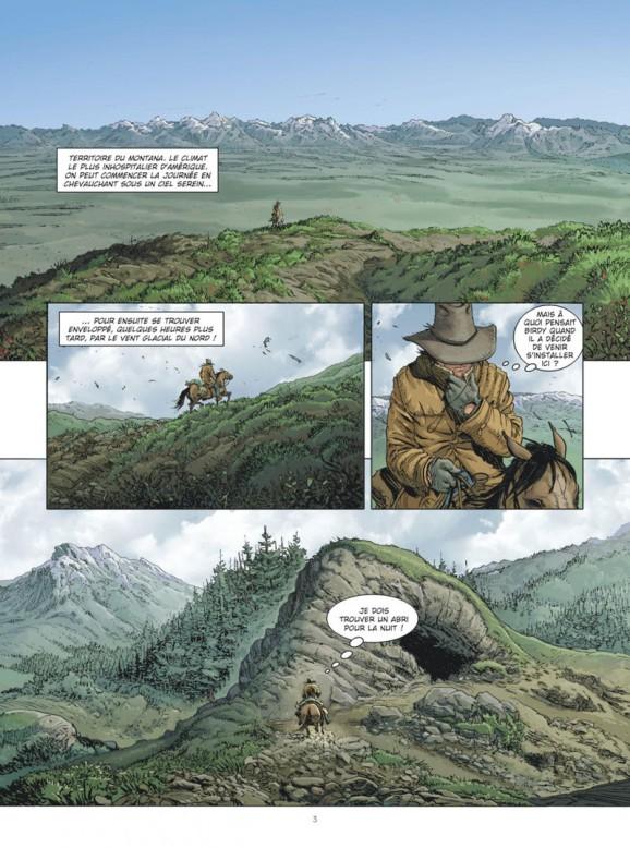 Montana, une aventure de Tex Willer_pl
