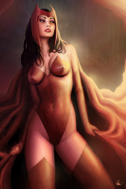 scarlet_witch_by_nszerdy-d6mnnsb