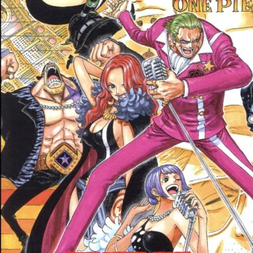 One Piece Gold 2 Couv