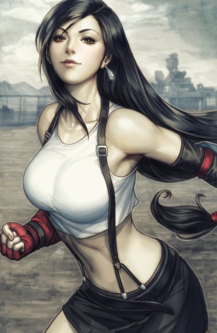 tifa_lockhart (final fantasy VII)