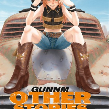 Gunnm_other_stories_couv