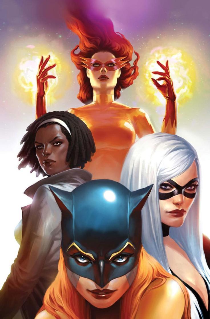Marvel Divas #2 by Marko Djurdjevic