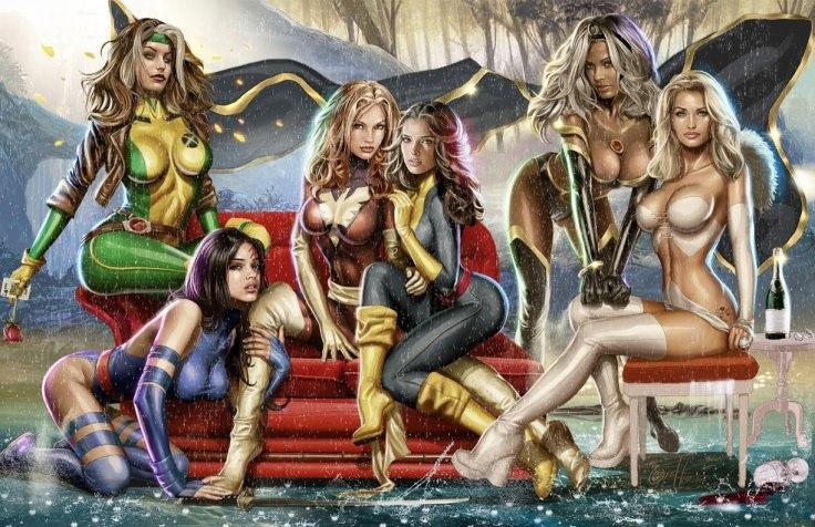 X-Women Greg Horn