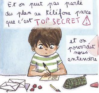 Top-secret-
