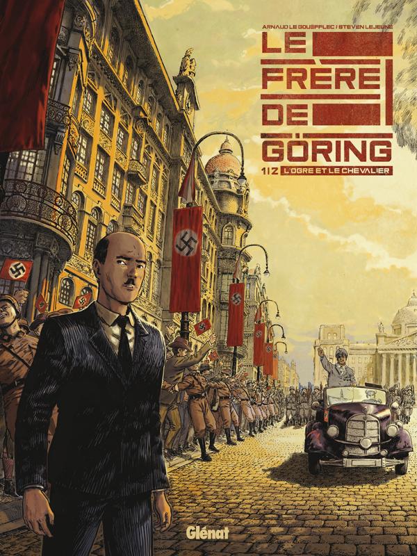 Le Frère De Göring T1 L Ogre Et Le Chevalier Sambabd