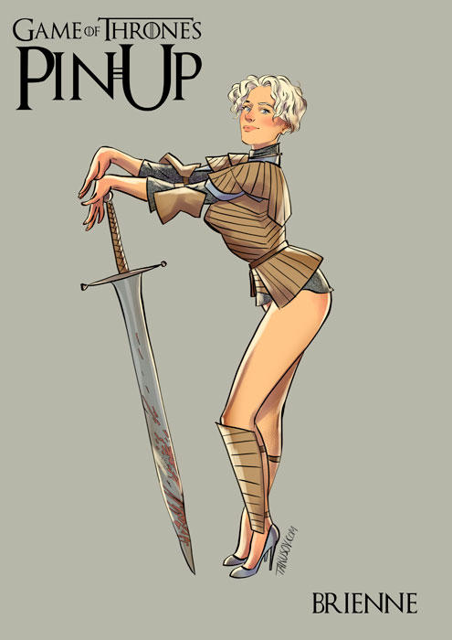andrew-tarusov-game-of-thrones-pinups-brienne