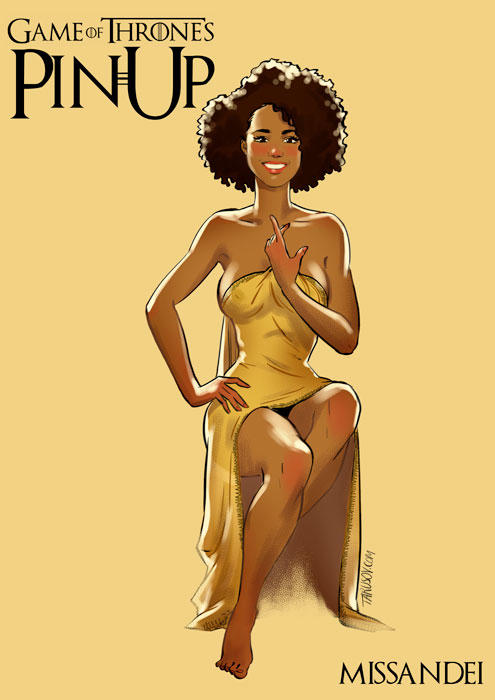 andrew-tarusov-game-of-thrones-pinups-missandei