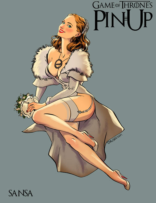 andrew-tarusov-game-of-thrones-pinups-sansa