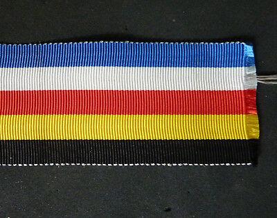 Coupe-de-ruban-original-médaille-Franco-Belge-des-combattants