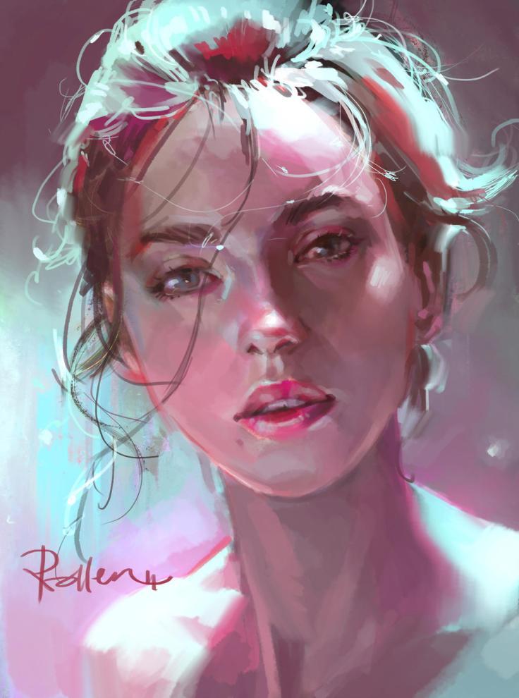 portrait_by_kowerallen Tan Kok Loon