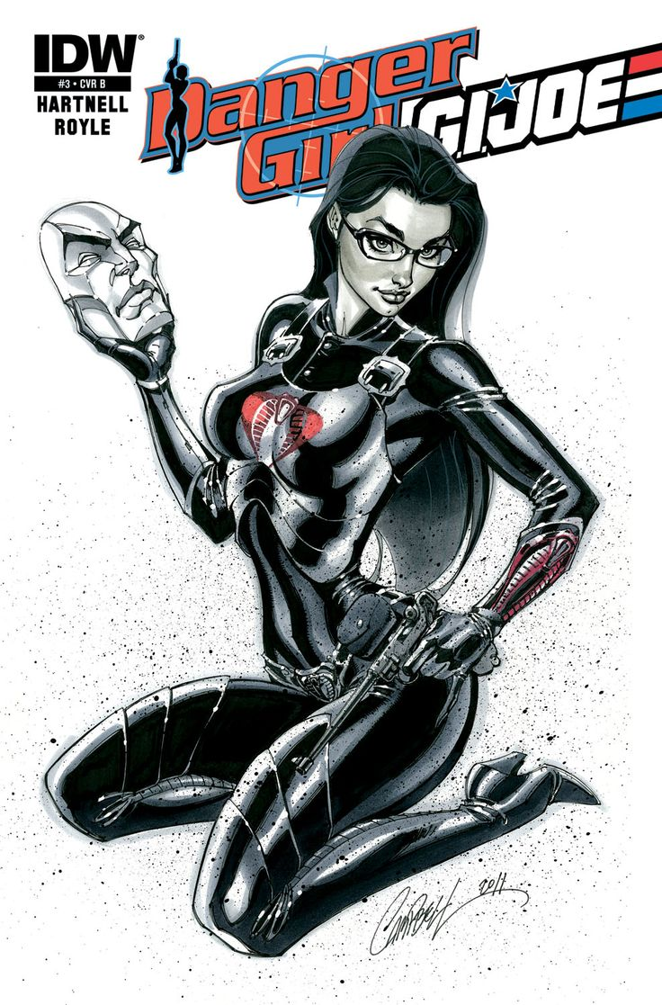 baroness-cover-dangergirl campbell