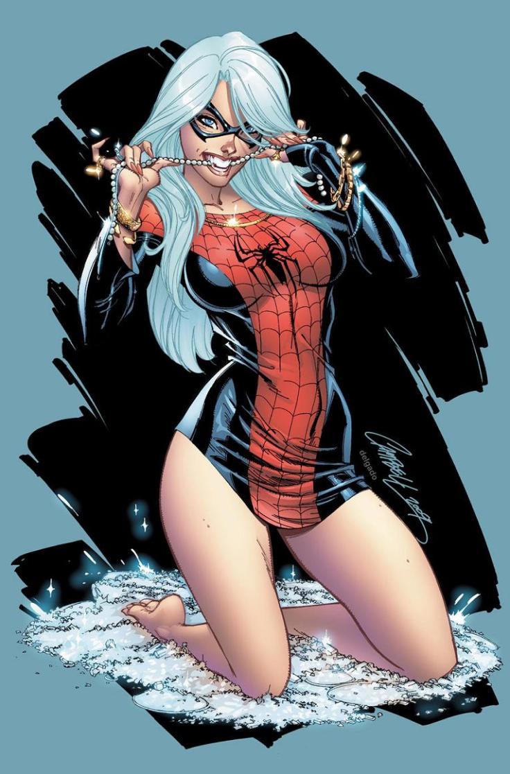 Black Cat by J. Scott Campbell