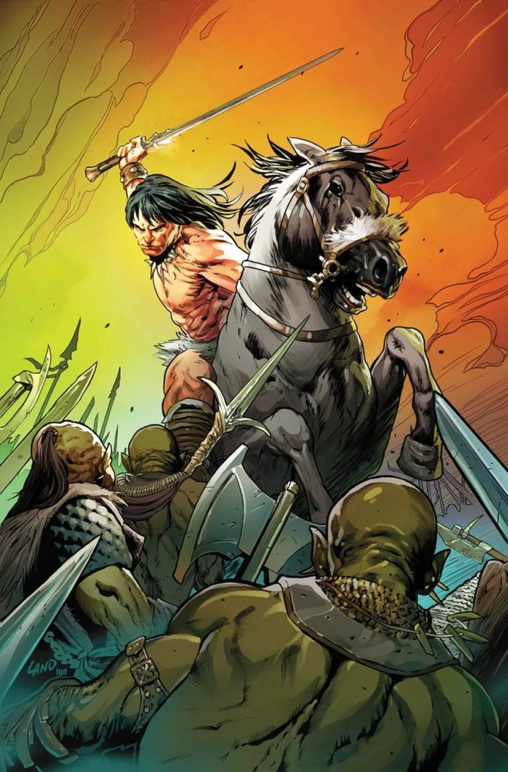Conan_the_Barbarian_Vol_3_3_Land_Variant_Textless (Greg Land)