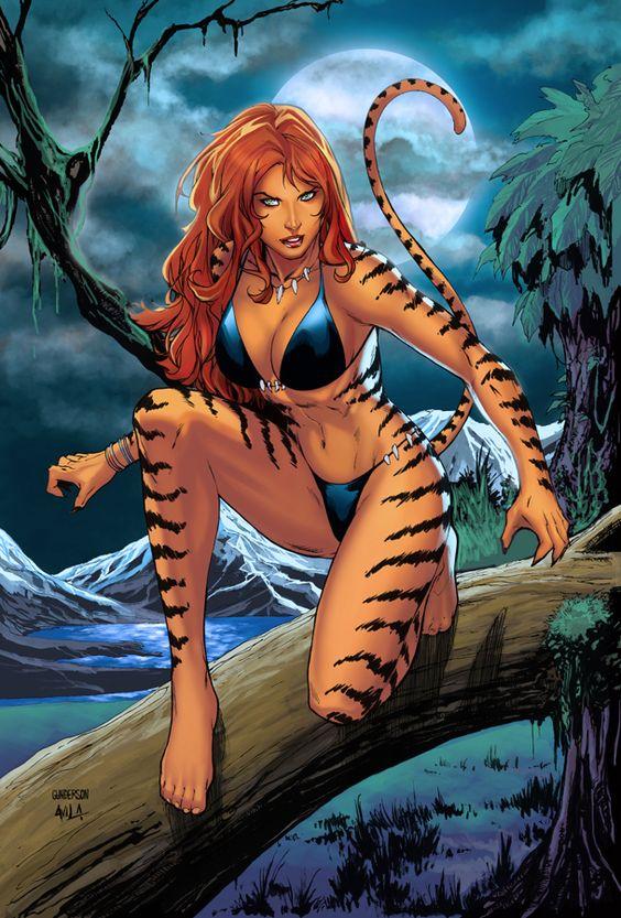 Greer Grant Nelson (tigra)