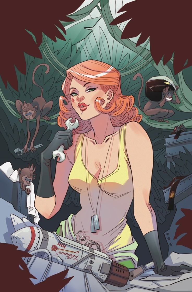 BOMBSHELLS by Marguerite Sauvage