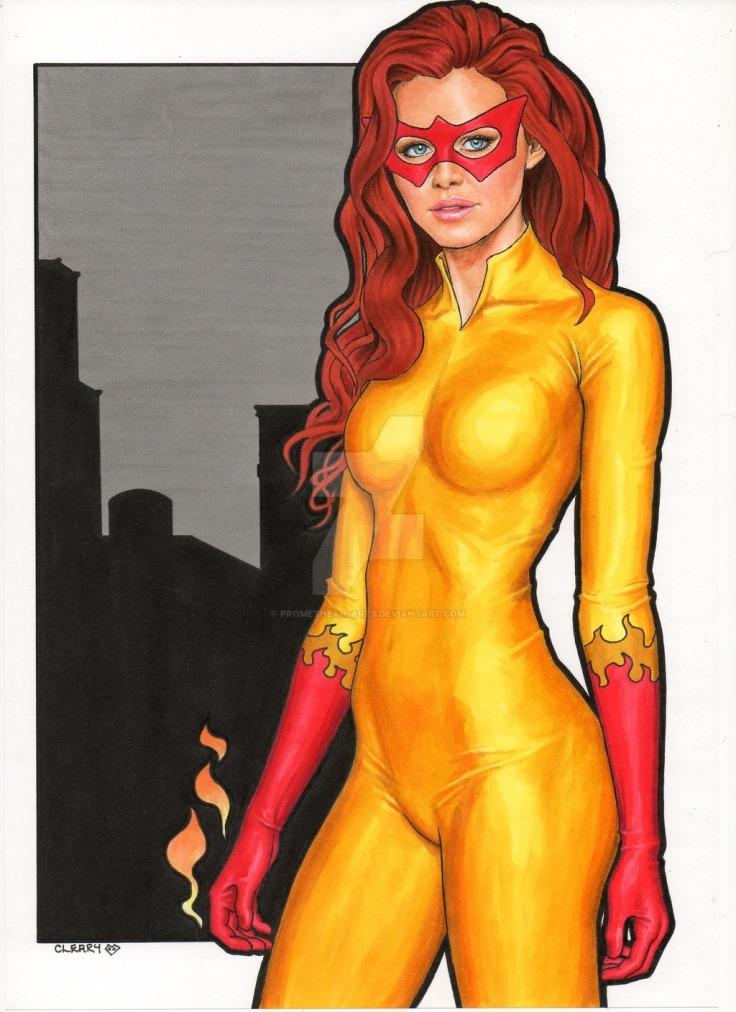 Angelica Jones (firestar)