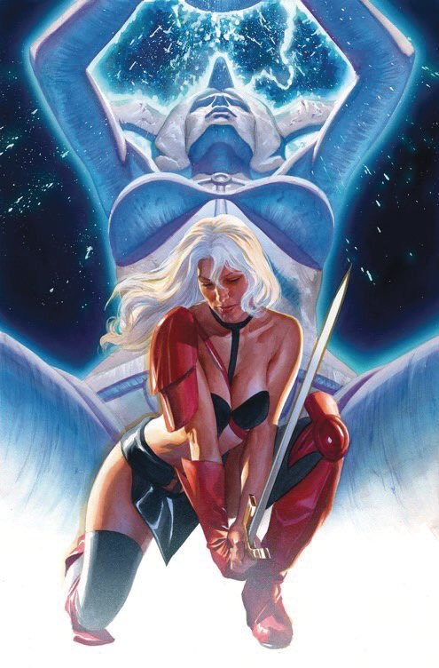 Heavy Metal by Alex Ross