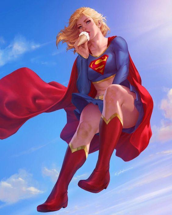 Kara-Zor-El (supergirl)