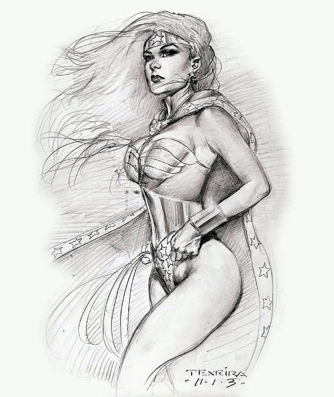 Texeira_Wonderwoman_Sketch