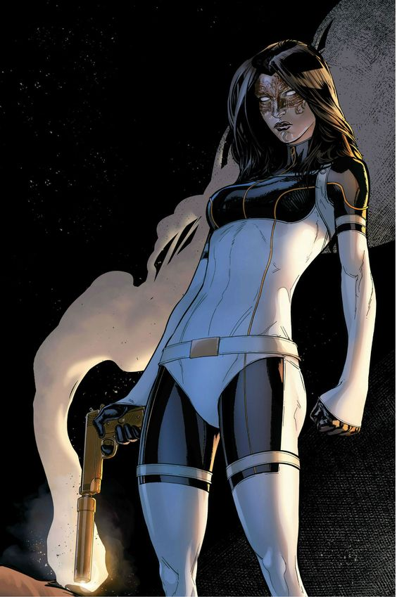 Whitney Frost (madame masque)
