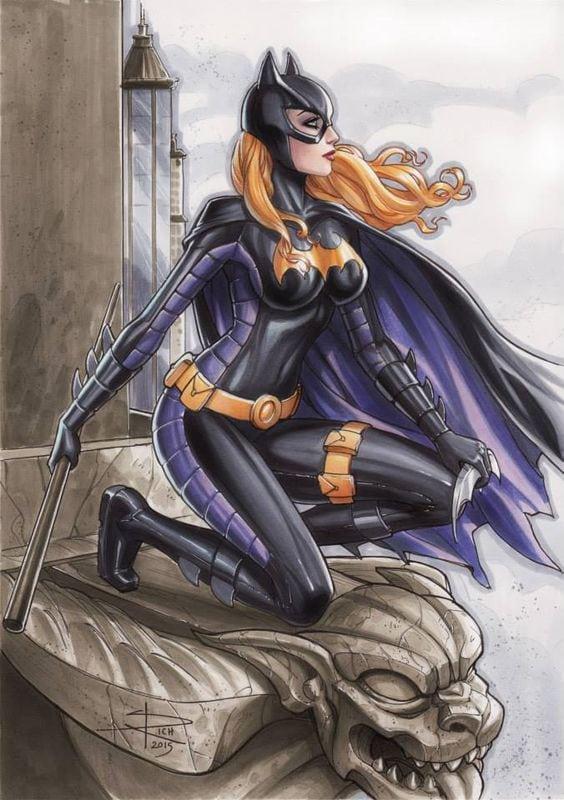 Barbara gordon (Batgirl)