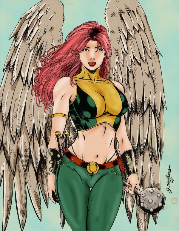 Hawkwoman (Shayera Hol)