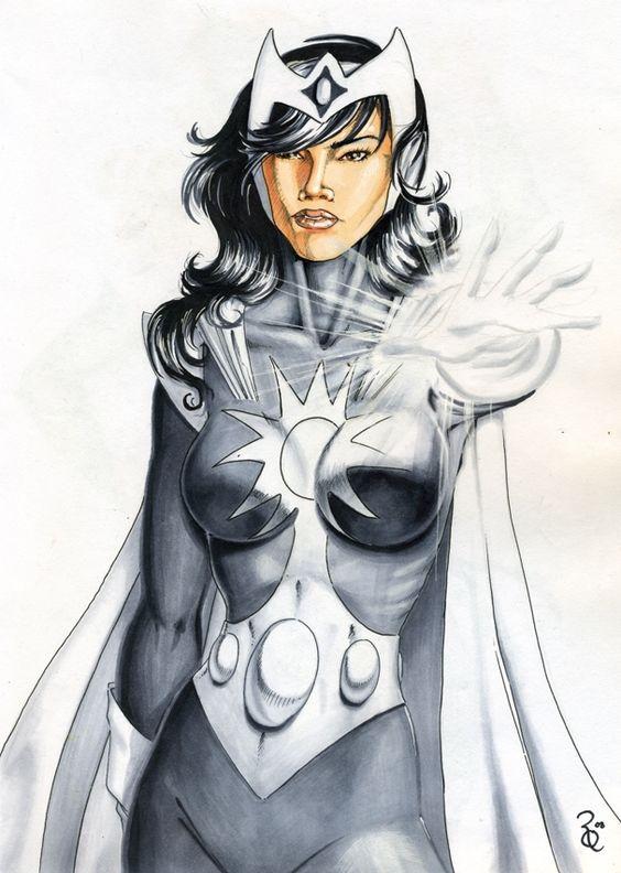 Kimiyo Hoshi (doctor light)