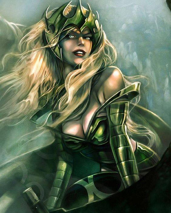 Amora (the Enchantress)