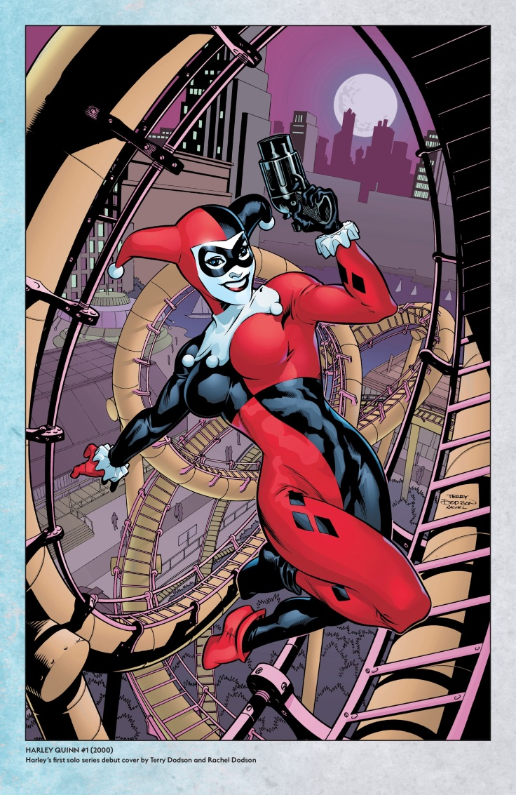 Harley Quinn - A Rogue's Gallery - The Deluxe Cover Art Collection-010