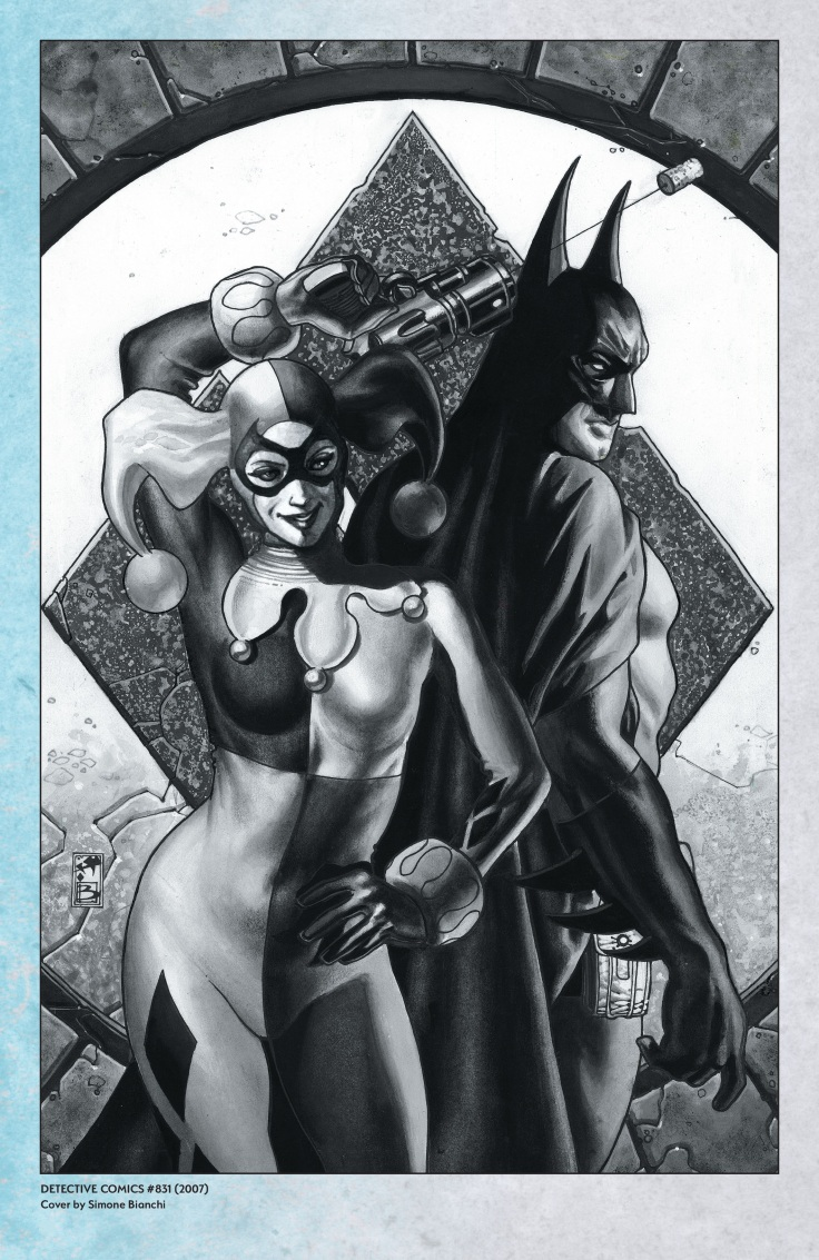 Harley Quinn - A Rogue's Gallery - The Deluxe Cover Art Collection-024