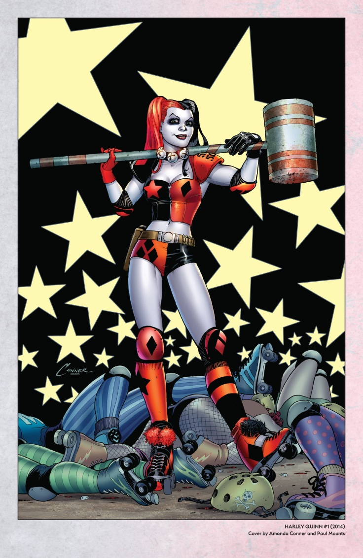 Harley Quinn - A Rogue's Gallery - The Deluxe Cover Art Collection-041