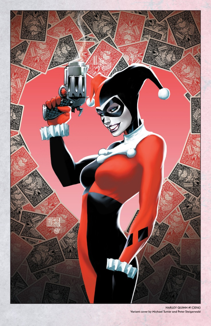 Harley Quinn - A Rogue's Gallery - The Deluxe Cover Art Collection-137