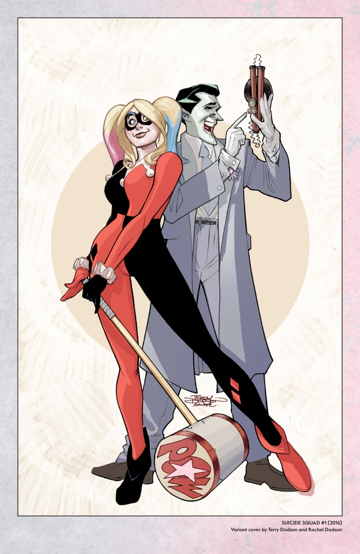 Harley Quinn - A Rogue's Gallery - The Deluxe Cover Art Collection-161