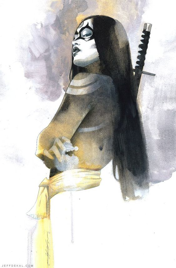 Maki Matsumoto (lady bullseye) 1