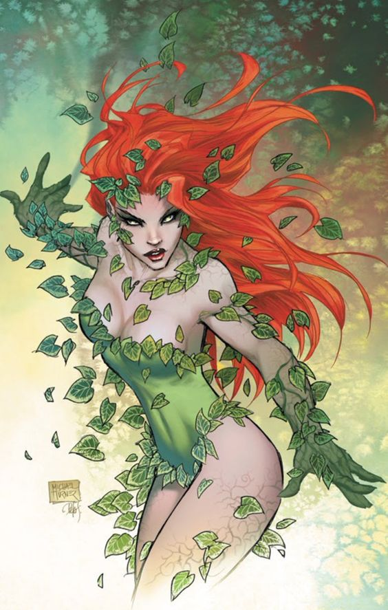 Pamela Lillian Isley (poison ivy)